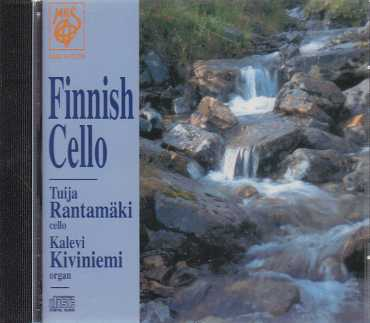 Finnish Cello / Tuija Rantamäki / Kalevi Kiviniemi