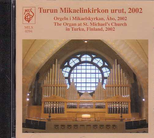 Turun Mikaelinkirkon urut / The Organ of St. Michael's Church / Marko Hakanpää