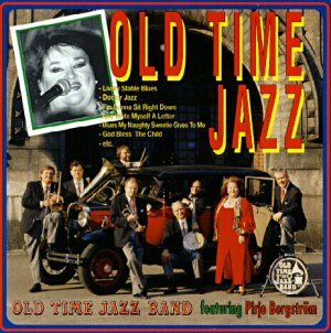 Old Time Jazz // Old Time Jazz Band / Pirjo Bergström