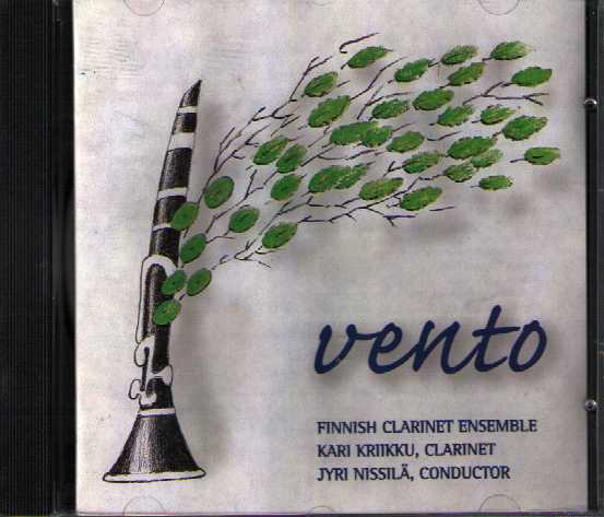 Finnish Clarinet Ensemble / Vento